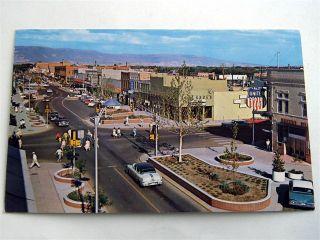 Street Scene Of Grand Junction   Grand junction colorado