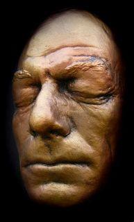 Glenn Strange Life Mask Face of Universal Frankenstein in Light Weight