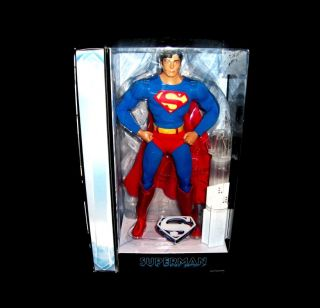 New SUPERMAN exclusive MATTEL MOVIE MASTERS 12 FIGURE, Christopher