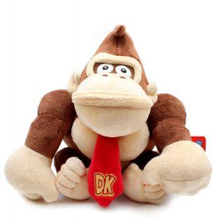 Authentic Brand New Global Holdings Super Mario Plush   9 Donkey Kong