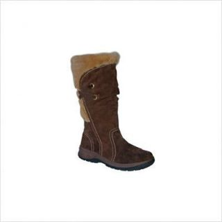 Itasca Holly Womens Winter Boots Snow Brown Brand New