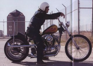 Greasy Kulture Magazine 26 Bobber Chopper Triumph Harley Rat Bike Old