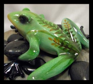 New Golden Pond Collection Green Tree Wall Plaque Frog