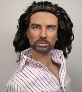 Grant OOAK Tonner Doll Art Repaint by Artist Pamela Reasor