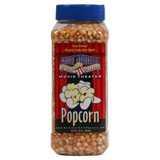 Great Northern Popcorn Premium Yellow Popcorn 30 Ounce Gourmet Popping
