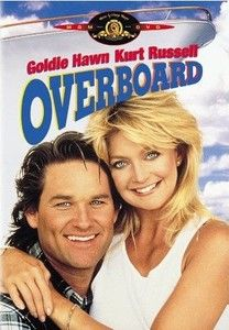Overboard DVD New Goldie Hawn Kurt Russell