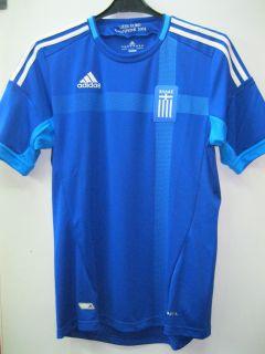 BNWT Greece Greek Away Euro 2012 Football Soccer Jersey Trikot 2012