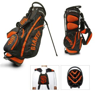 Authentic MLB Team Golf San Francisco Giants Stand Golf Bag New in The