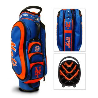 Team Golf New York Mets NY Medalist Golf Cart Bag New in Box