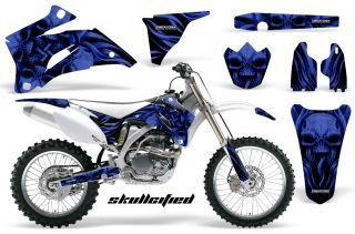 Yamaha YZ250F YZ450F 06 09 Graphics Kit Decals SFBFW