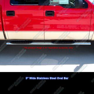 99 12 2012 Silverado GMC Sierra 1500 2500 3500 Crew Cab 5 inch s s