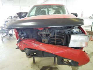 2000 GMC Sonoma Pickup Front Drive Shaft