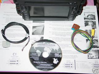 USB/IPod 2010   2013 GM GMC SUBURBAN CHEVY TAHOE AVALANCHE NAVIGATION