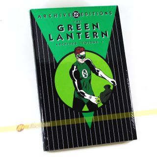 DC Archives The Green Lantern Vol 1 Hardcover HC New