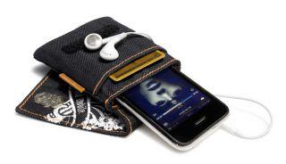 New Golla G739 Black Sleeve Digital Camera Phone Case Bag