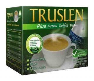 Truslen Plus Green Coffee Bean Sugar Free Diet Slim Weight Control