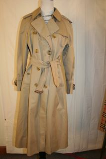 FLEURETTE 100% Cashmere Bergdorf Goodman Long Full Length Coat Jacket