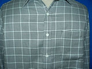 Henry Grethel Mens Dress Shirt Size 15 5 16 Med