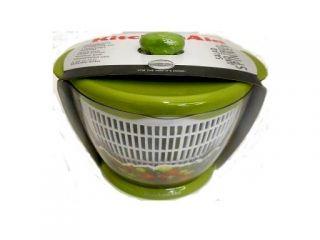 KitchenAid Fruit and Salad Spinner Green