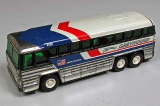 1070s Buddy L Americruiser Greyhound Bus Metal Model Collectible