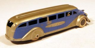 DL Tootsietoy Greyhound Bus