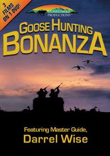 GOOSE Hunting Bonanza Geese DVD New