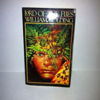 Lord of The Flies by William Golding 1959 Paperback
