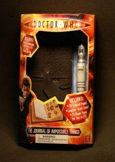 Doctor Who Journal Sonic Matt Smith Karen Gillan