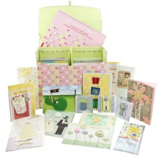 All Occasion Greeting Card Box Set Penman Boutique Organizer Planner
