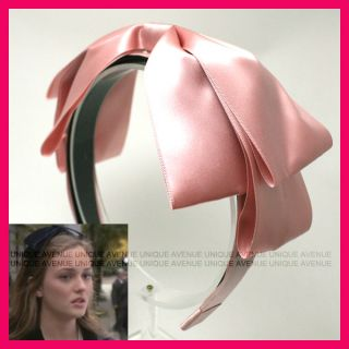 Gossip Girl Blair Headband Ribbon Hair Band Accessory