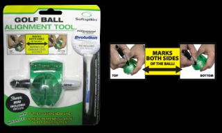 GOLF BALL ALIGNMENT TOOL Packages