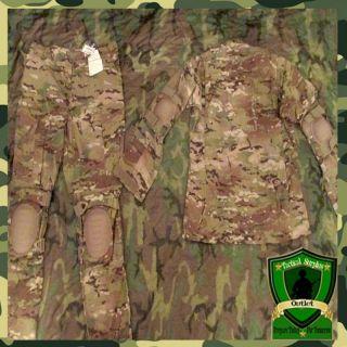 NWT USGI Combat Operator Multicam Set Jacket Pants Army/Ranger/SOCOM