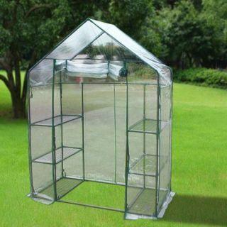 Shelves Portable Mini Greenhouse Green Grow Hot House