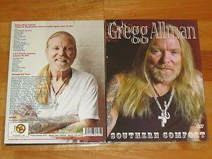 Gregg Allman Brothers Band Southern Comfort DVD