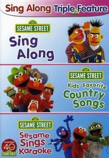 Sesame Street Sing Along/Kids Favorite Country Songs/Sesame Sings Ka