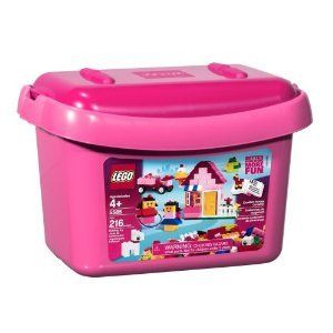 New Lego System Building Blocks Brick Toy Set for Girls