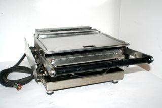 Prince Castle Commercial Flat Panini Grill Press