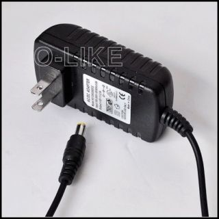 AC Adapter Charger GPX Portable DVD Player Fits All