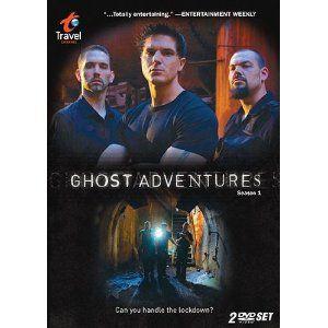 Ghost Adventures Season 1 New 2 DVD Set