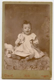 Cabinet Photo Glasgow Kentucky Cute Smiling Baby
