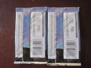 Packs Hannah Montana 7 Sticker Card Trading Cards Disney 2008 Miley