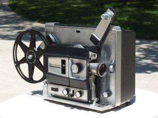 Bell Howell Model 483A Super 8 Telecine Projector The Ultimate