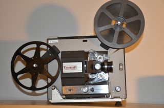 Bell Howell Telecine Super 8 Projector for Video Conversion
