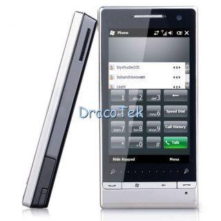Dual Sim Windows Mobile Smart Phone PDA GPS WiFi T5388I
