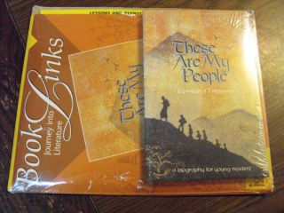 BJU Bob Jones Book Links These Are My People Literature Books