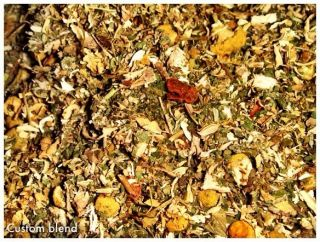 Custom Blend Your Own Organic Herbal Smoking Blend 3 Oz