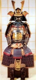 Rüstung art Samurai Suit of Armour wearable 014★