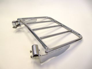 Luggage Rack for 09 Harley Davidson Touring Detachable Bar