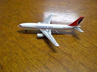 Dragon Wings Carnival Airlines A300 B4
