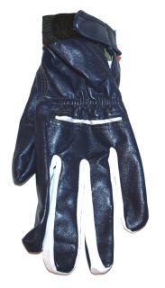 Baseball Glove Batting Glove Large Blue White
